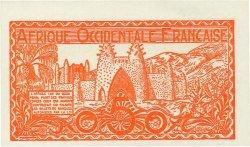 0,50 Franc AFRIQUE OCCIDENTALE FRANÇAISE (1895-1958)  1944 P.33a NEUF
