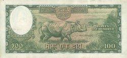 100 Rupees NÉPAL  1961 P.15 TTB+