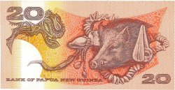 20 Kina PAPOUASIE NOUVELLE GUINÉE  2000 P.10d NEUF