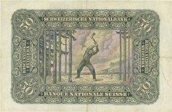 50 Francs SUISSE  1942 P.34m TTB