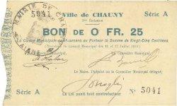 25 Centimes FRANCE régionalisme et divers  1915 JP.02-0478 TTB+