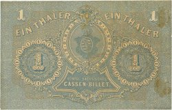 1 Thaler ALLEMAGNE  1867 PS.0629 TTB