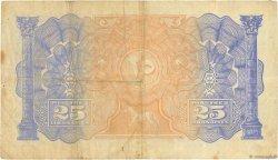 25 Piastres LIBAN  1942 P.36 TTB
