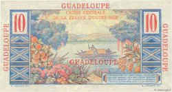 10 Francs Colbert GUADELOUPE  1946 P.32 SUP