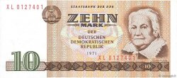 10 Mark ALLEMAGNE  1971 P.028b NEUF