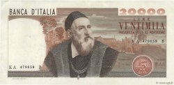 20000 Lire ITALIE  1975 P.104 pr.SUP