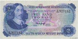 2 Rand AFRIQUE DU SUD  1974 P.117a SUP+
