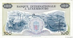 100 Francs LUXEMBOURG  1968 P.14a SPL