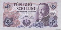 50 Schilling AUTRICHE  1962 P.137a TTB