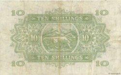 10 Shillings AFRIQUE DE L