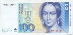100 Deutsche Mark ALLEMAGNE  1989 P.041a SUP