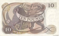 10 Pounds ANGLETERRE  1966 P.376b NEUF
