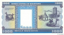 1000 Ouguiya MAURITANIE  1985 P.07b NEUF