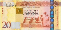 20 Dinars LIBYE  2013 P.79 NEUF