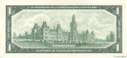 1 Dollar CANADA  1967 P.084a NEUF