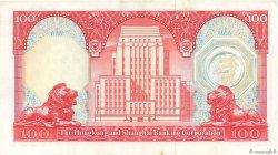100 Dollars HONG KONG  1981 P.187c SUP
