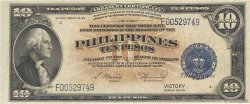 10 Pesos PHILIPPINES  1944 P.097 pr.SUP