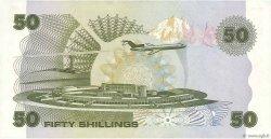 50 Shillings KENYA  1986 P.22c SUP