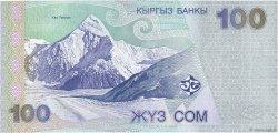 100 Som KIRGHIZSTAN  2002 P.21 NEUF