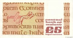 5 Pounds IRLANDE  1981 P.071c pr.SUP