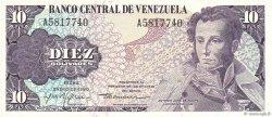 10 Bolivares VENEZUELA  1980 P.057a NEUF