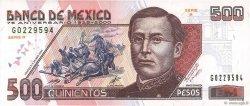 500 Pesos MEXIQUE  2000 P.115 pr.NEUF