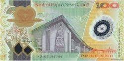 100 Kina PAPOUASIE NOUVELLE GUINÉE  2005 P.33a NEUF