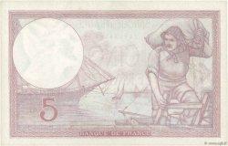 5 Francs VIOLET modifié FRANCE  1940 F.04.15 SPL