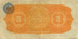 20 Pesos MEXIQUE  1915 PS.0687a TB
