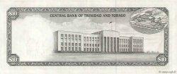 10 Dollars TRINIDAD et TOBAGO  1964 P.28c TTB