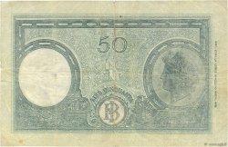 50 Lire ITALIE  1943 P.065 TB