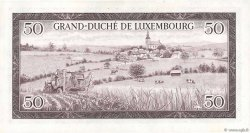 50 Francs LUXEMBOURG  1961 P.51a TTB+