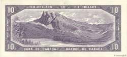 10 Dollars CANADA  1954 P.079b SUP