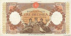10000 Lires ITALIE  1958 P.089c SUP