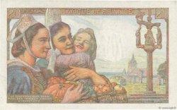 20 Francs PÊCHEUR FRANCE  1945 F.13.10 SPL