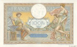 100 Francs LUC OLIVIER MERSON grands cartouches FRANCE  1931 F.24.10 SUP
