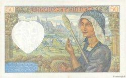 50 Francs JACQUES CŒUR FRANCE  1941 F.19.09 SPL