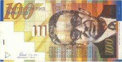 100 New Sheqalim ISRAËL  2002 P.61b SUP