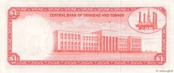 1 Dollar TRINIDAD et TOBAGO  1964 P.26c TTB+