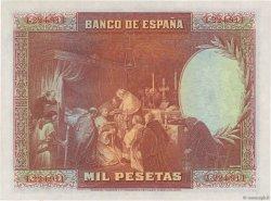 1000 Pesetas ESPAGNE  1928 P.078a pr.SPL