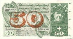 50 Francs SUISSE  1965 P.48f pr.NEUF