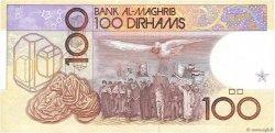 100 Dirhams MAROC  1987 P.65a pr.NEUF