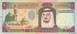 100 Riyals ARABIE SAOUDITE  1984 P.25a TB