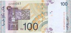 100 Ringgit MALAISIE  2001 P.44d pr.NEUF