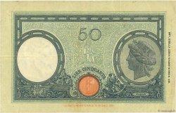 50 Lire ITALIE  1943 P.064 TTB