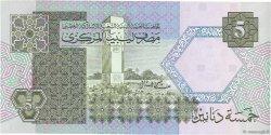 5 Dinars LIBYE  1991 P.60b NEUF
