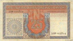 25 Gulden PAYS-BAS  1949 P.084 TB+