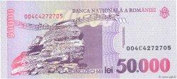 50000 Lei ROUMANIE  1996 P.109 NEUF
