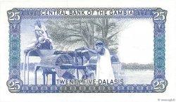 25 Dalasis GAMBIE  1987 P.11c NEUF