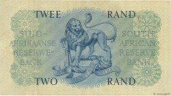 2 Rand AFRIQUE DU SUD  1961 P.105a TTB